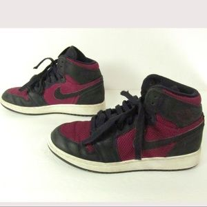 Jordan Air Nike 332148-608 Kids Size 4Y Air 1